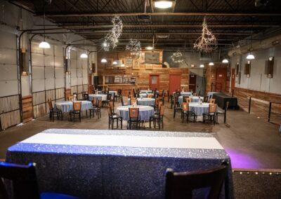 Reds Roadhouse wedding venue Dallas Fort