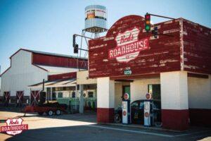 Reds Roadhouse Wedding Venue Dallas Front Photo
