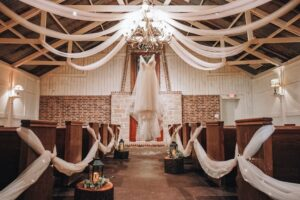 Dallas Wedding Venue in The Chapel at Reds Roadhouse
