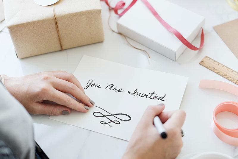 guest list tips wedding